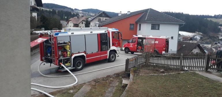 Monatsübung Brandeinsatz am 9. und 10. April 2021